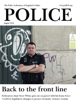 Police Magazine - August