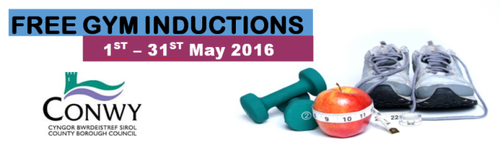 Conwy Gym offer May 2016 for website