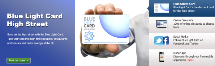 Blue Light Card 2
